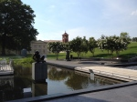 VMFA grounds (too hot to explore but gorg!)